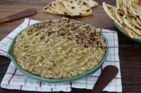 Pasta de berinjela- Babaganoush