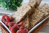 Barrinha de Cereal de Morango
