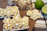 Biscoitinho de Limão Amanteigado