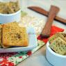 Biscoito Cream Cracker Caseiro