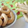 Biscoito de Polvilho temperado