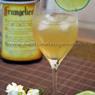 Licor de Avelã com Limão