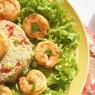 Salada de Quinoa com Camarão