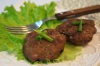 Mini- Hambúrgueres caseiros