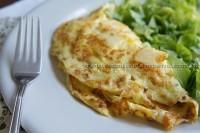 Omelete com Queijo