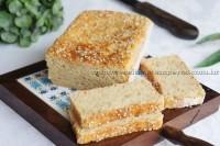 Pão de Leite com Linhaça sem glúten