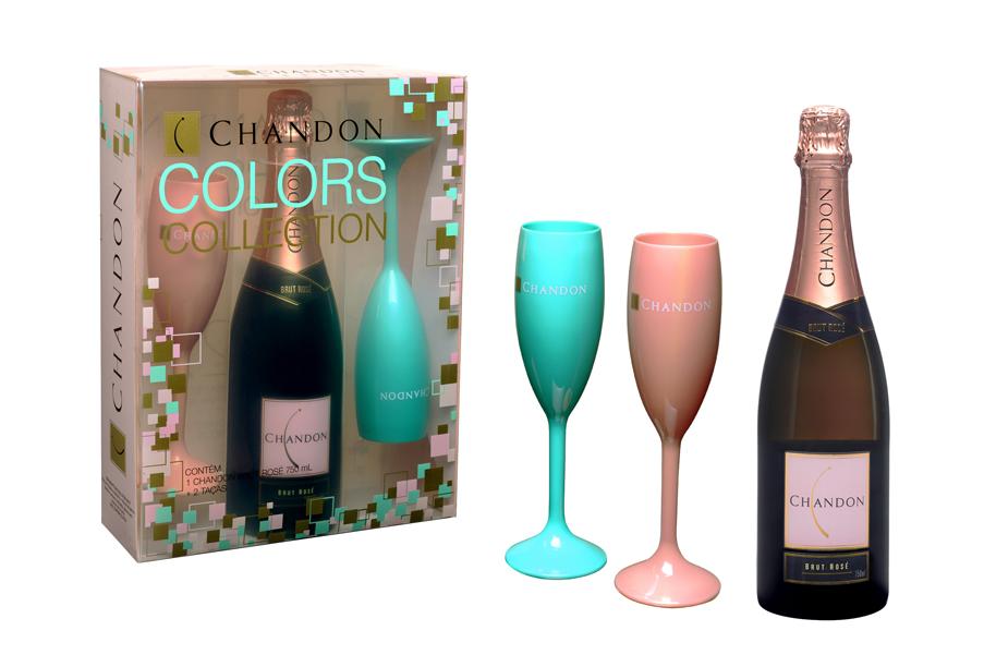 Festas de Fim de Ano com Chandon