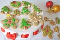 Biscoitinhos de Natal – Gingerbread