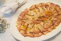 Picanha de porco ao molho de laranja