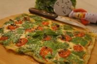 Pizza folhada