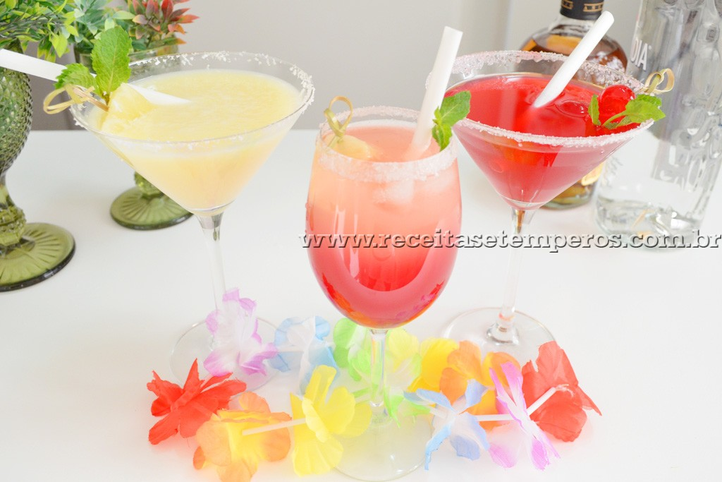 Drinks de Carnaval no Catraca Livre