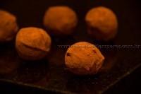 Trufa de Chocolate Amargo