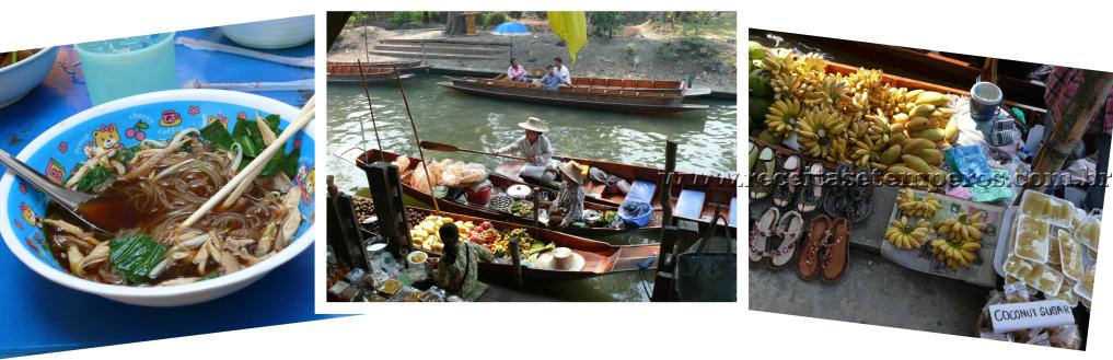 A Exótica Tailândia