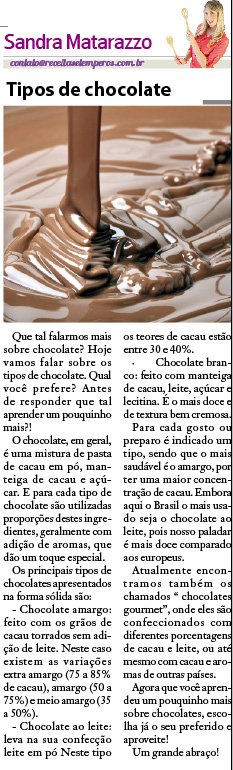 Abril com receitas deliciosas no Jornal Visão Oeste