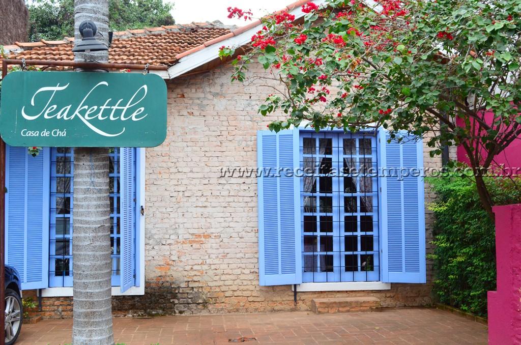 Teakettle – casa de chás