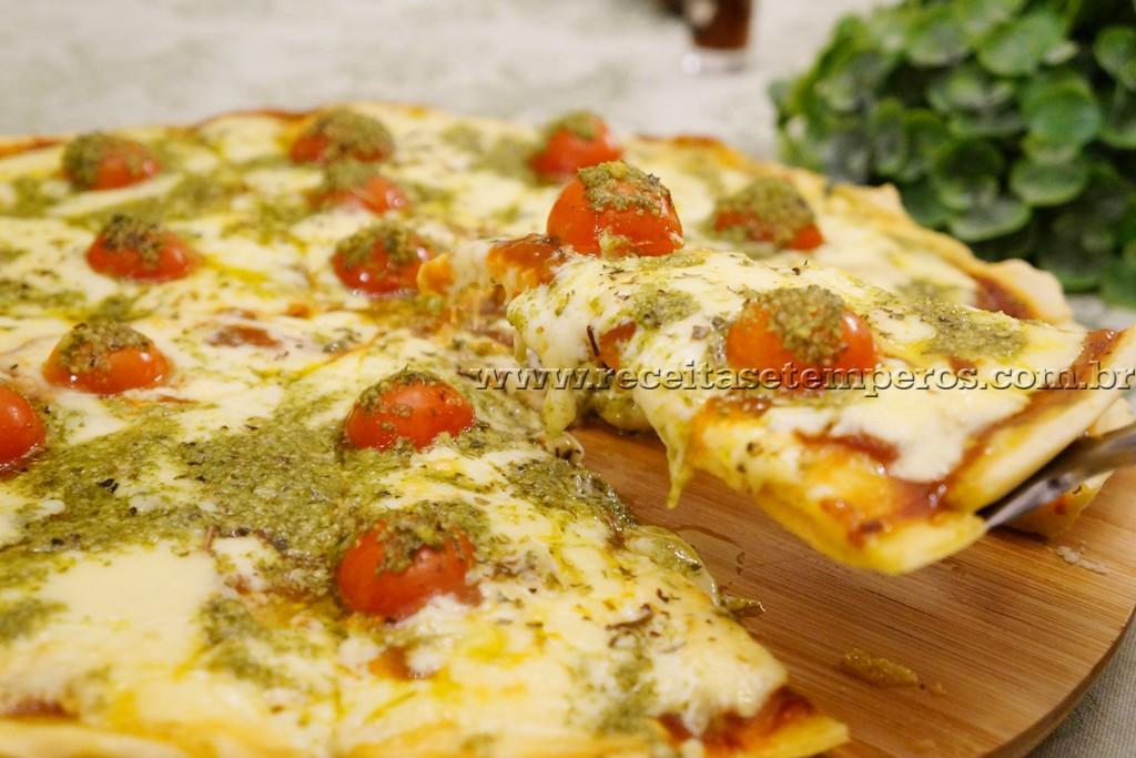 Pizza Genovesa