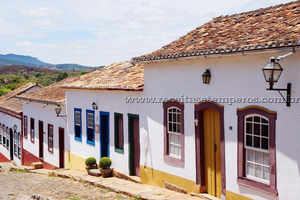 Um Brasil de História – Tiradentes e Ouro Preto