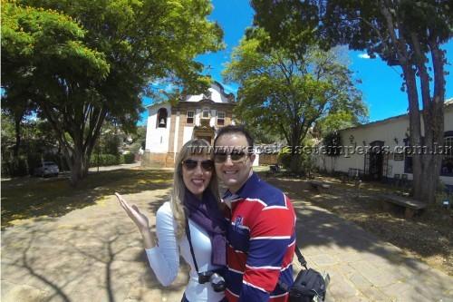 Um Brasil de História - Tiradentes e Ouro Preto