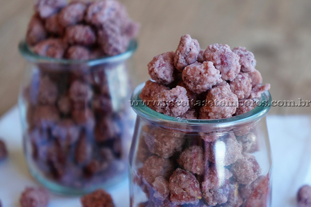 Amendoim doce – Praliné