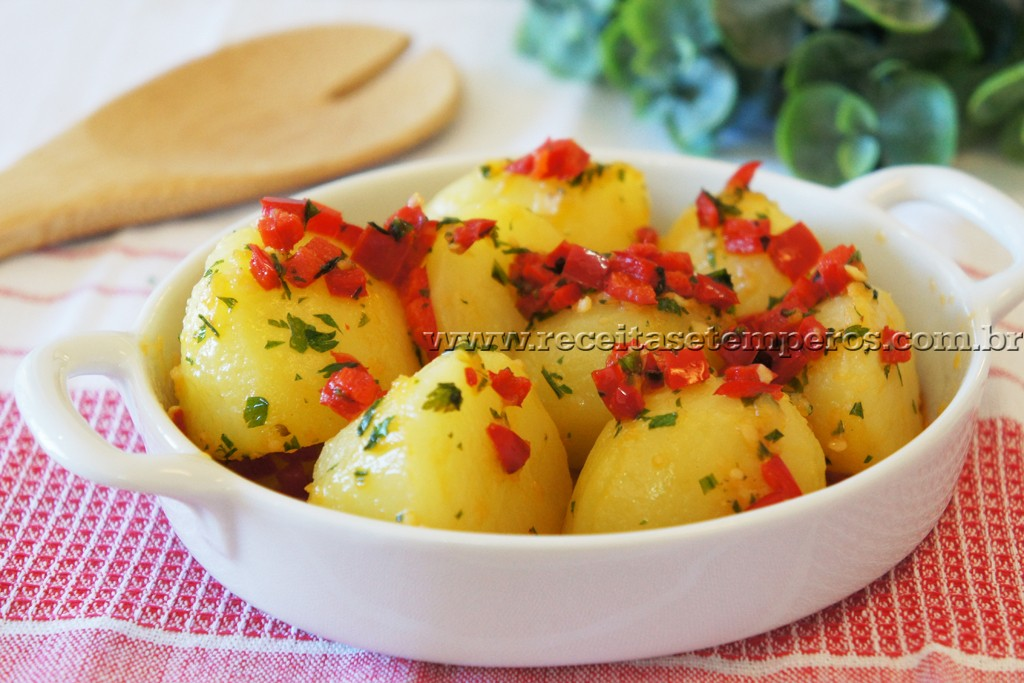 Batatas salteadas à moda espanhola