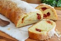 Pão doce com goiabada