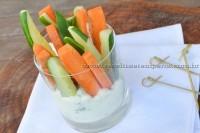 Dips de legumes