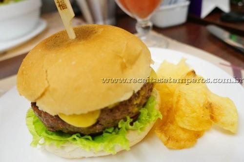 Prime Burger - Hambúrguer de qualidade!