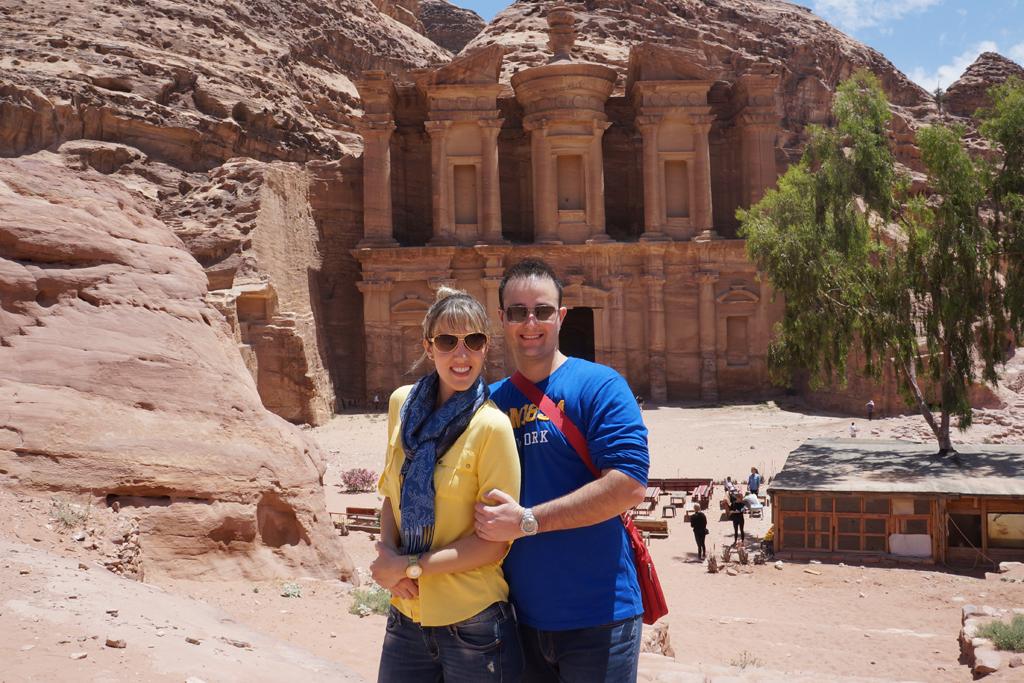 Destino: PETRA – Jordânia