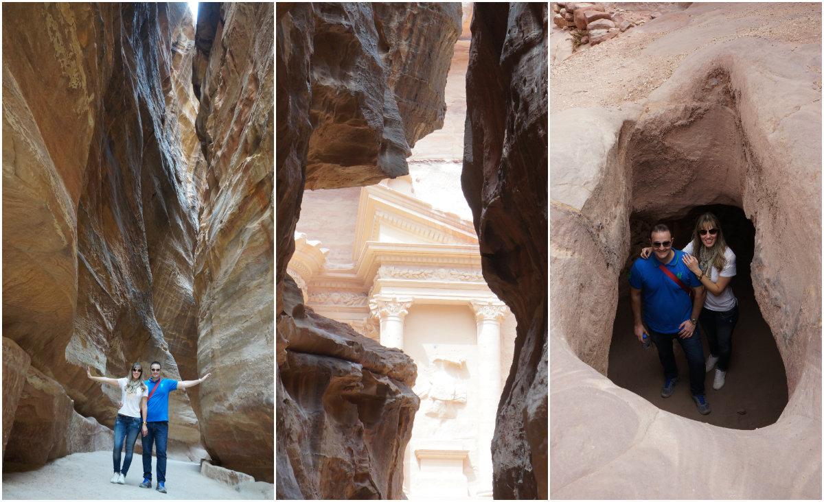 Destino: PETRA - Jordânia