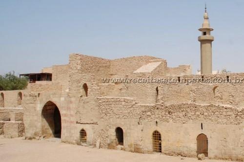 Destino: AQABA - Jordânia