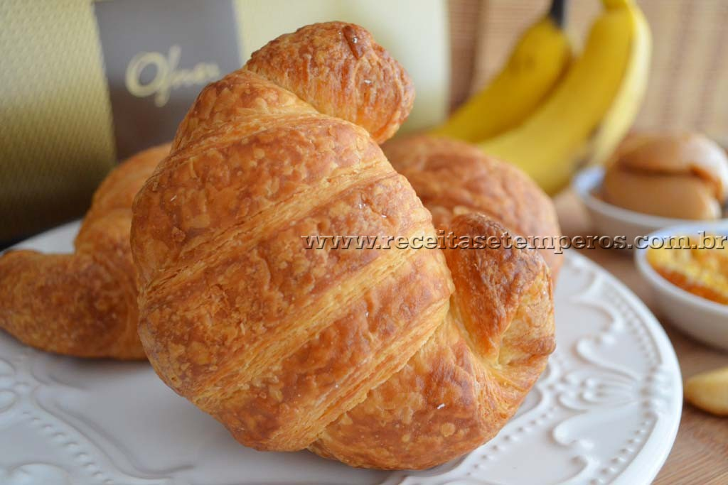Delicioso Croissant - OFNER