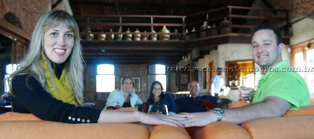 URUGUAI - Montevidéo: Vinícola e Mercado Agrícola