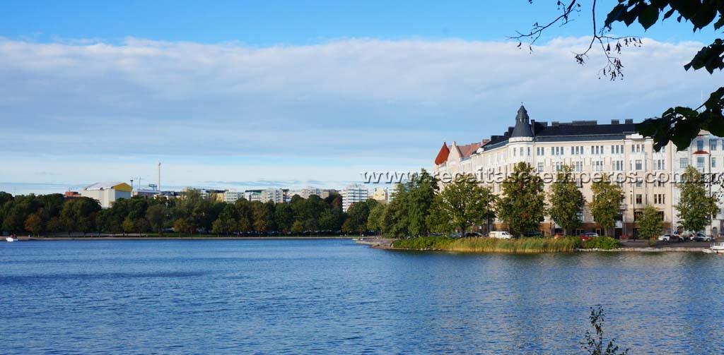 Destino: HELSINKI – Finlândia