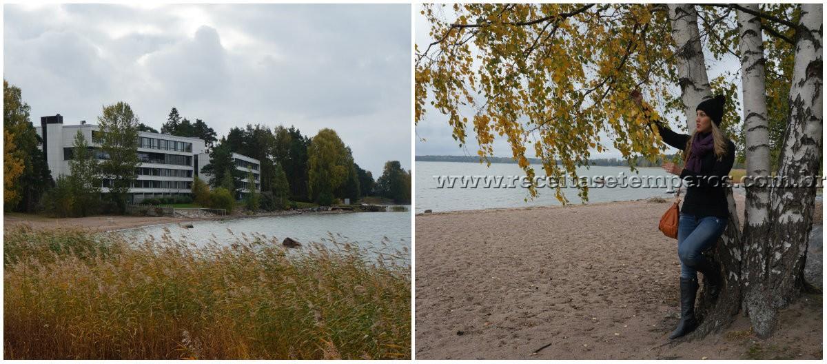 Destino: HELSINKI - Finlândia