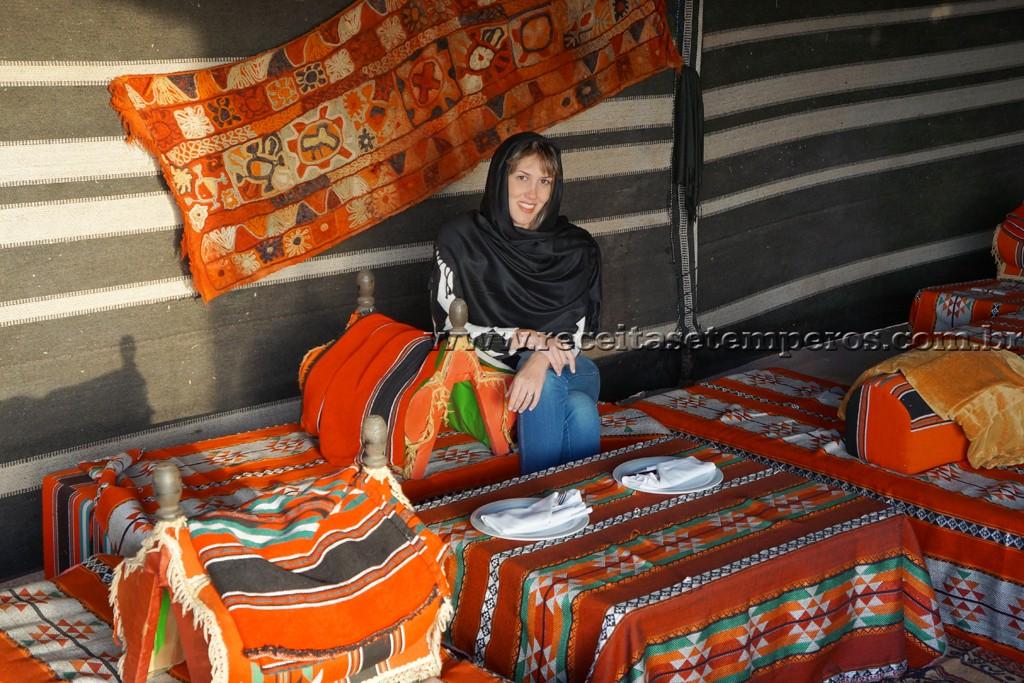 PETRA: Jantar beduíno