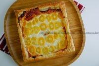 Torta de queijo fácil