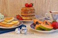 Receitas de Café da manhã