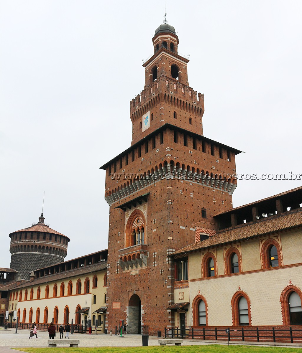 2 dias em Milão