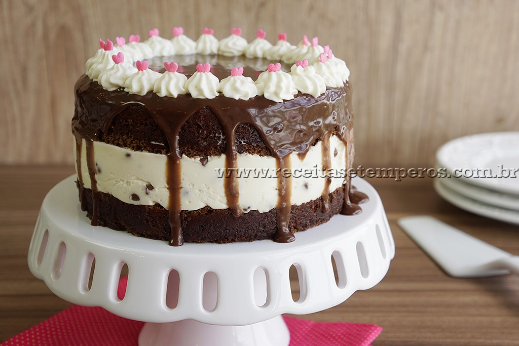 Bolo Cheesecake