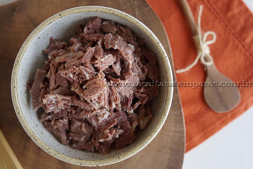 Como Dessalgar a Carne Seca?