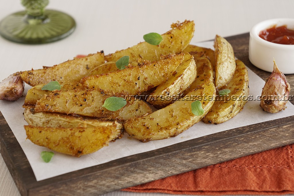 Batatas Rústicas