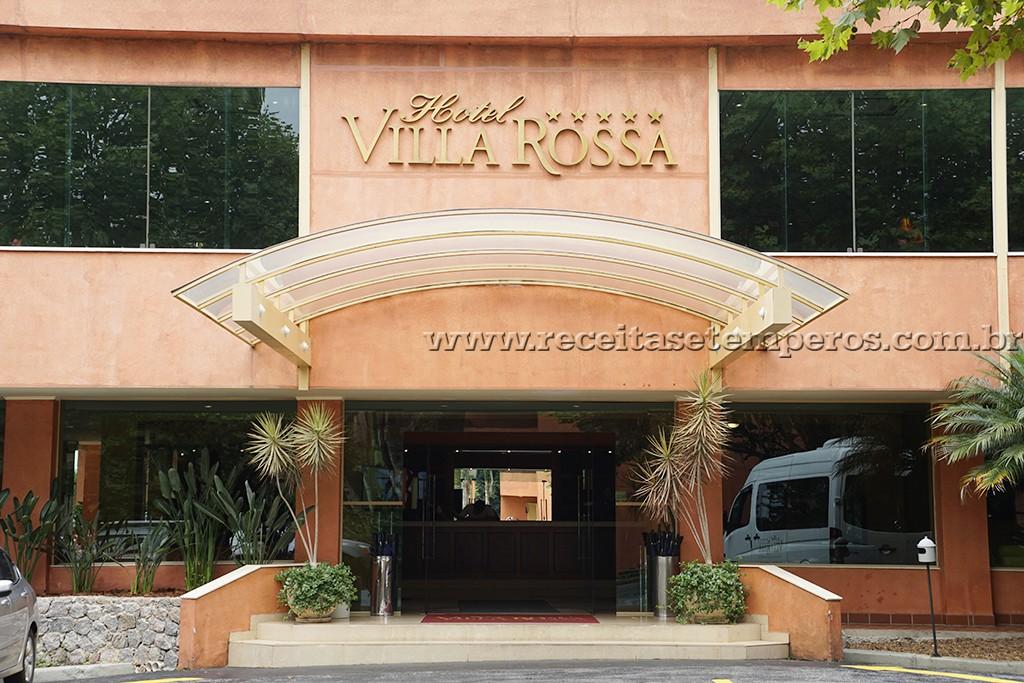 Fim de semana no Hotel Villa Rossa