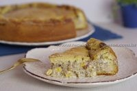 Torta Cremosa de Sardinha