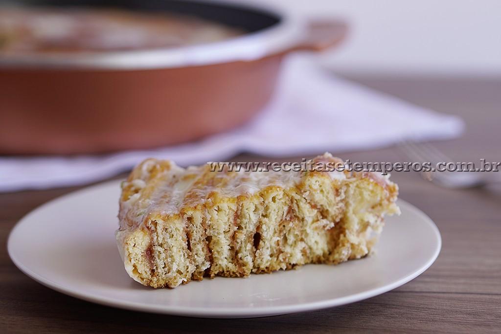 Pão Doce de Goiabada
